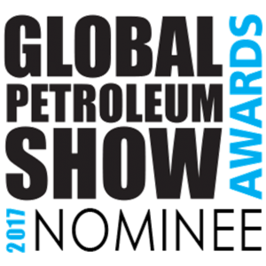 Global petroleum Show Awards Nominee 2017