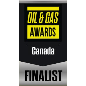 Oil & Gas Awards Canada Finalist